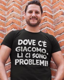 Maglietta divertente problemi!